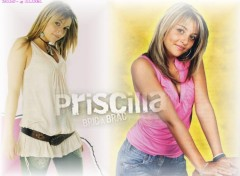 Fonds d'écran Musique Priscilla 2005