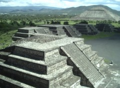 Wallpapers Trips : North America Teotihuacan