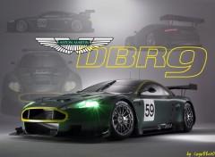 Fonds d'écran Voitures Aston DBR9