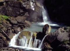 Fonds d'écran Nature La Vanoise