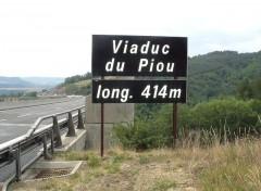 Fonds d'écran Voyages : Europe Viaduc de Piou