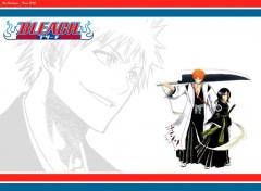 Fonds d'écran Manga Bleach^^