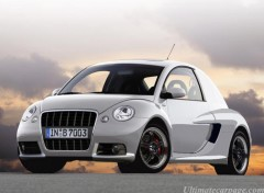 Fonds d'écran Voitures Volkswagen New Beetle Turbo S