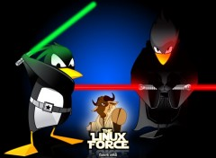 Wallpapers Computers The Linux Force III