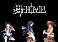 Fonds d'écran Manga groupe