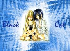Fonds d'écran Manga Eve et Kyoko