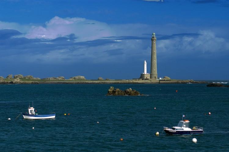 Fonds d'écran Voyages : Europe France > Bretagne Faro dell'isola Vierge