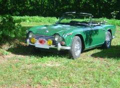 Wallpapers Cars TR 4