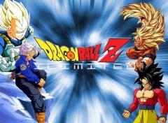 Fonds d'écran Manga Dragonball Z Unlimited