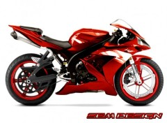 Wallpapers Motorbikes R1 tagada