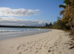 Wallpapers Trips : Oceania Baie de Kanumera
