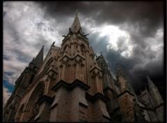 Fonds d'écran Constructions et architecture Cathédrale de Vannes