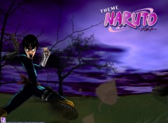 Fonds d'écran Manga [QG-DeSiGn]Naruto_PowerLee