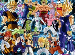 Wallpapers Video Games Dragon Ball Z budokai/Tenkaichi