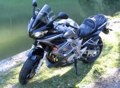 Fonds d'écran Motos FZ6 Fazer GT