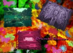 Fonds d'écran Art - Numérique Oriental beauties
