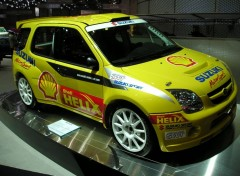 Fonds d'écran Voitures Suzuki sport