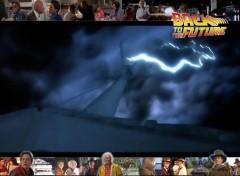 Wallpapers Movies Retour vers le futur I