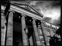 Fonds d'écran Constructions et architecture Palais de Justice de Limoges