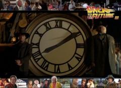 Wallpapers Movies Retour vers le futur III