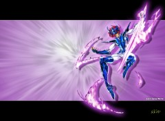 Wallpapers Manga alberich saint seiya world sacred saga
