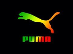 Fonds d'écran Grandes marques et publicité Puma
