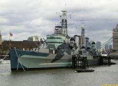 Wallpapers Boats HMS BELFAST
