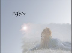 Wallpapers Music Mylène