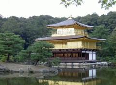 Fonds d'écran Voyages : Asie Golden Temple a Kyoto