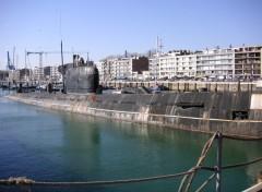 Fonds d'écran Bateaux sous-marins musè àZeebrugge