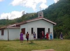 Fonds d'écran Voyages : Océanie A l'église d'Atéou