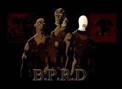 Fonds d'écran Comics et BDs BPRD