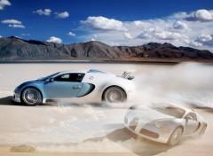 Fonds d'écran Voitures Bugati 16/4 Veyron...