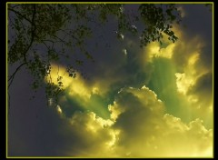 Wallpapers Nature Féérie des nuages