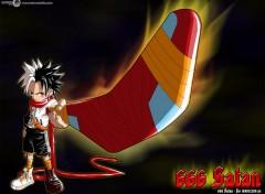Fonds d'écran Manga 666-Satan - Jio 1600x1200px