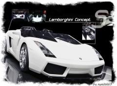 Fonds d'écran Voitures Lamborghini Concept S