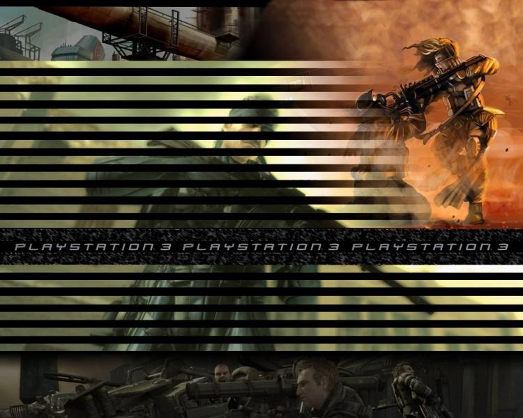 Fonds d'écran Jeux Vidéo Playstation 3 Wallpaper N°122589