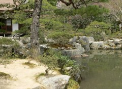 Fonds d'écran Voyages : Asie Jardin de mousse
