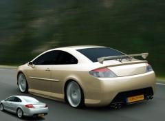 Fonds d'écran Voitures Peugeot 407 coupé