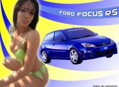 Fonds d'écran Voitures Focus RS