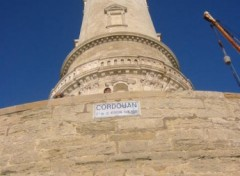 Wallpapers Constructions and architecture Le phare du Cordouan d'en bas
