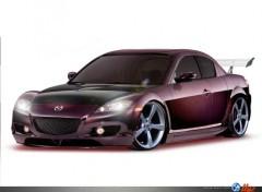 Fonds d'écran Voitures Mazda rx 8