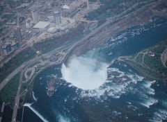 Wallpapers Trips : North America Niagara - les chutes 2