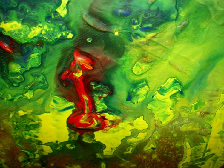 Fonds d'écran Art - Peinture Abstrait Wallpaper N°126516
