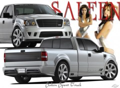 Wallpapers Cars Saleen Sport Truck