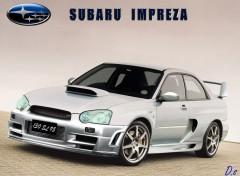 Wallpapers Cars Sub imp tun