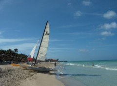 Wallpapers Trips : North America Varadero, Trabajo No, Playa Si !
