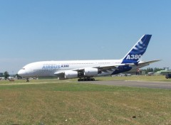 Wallpapers Planes Airbus A380