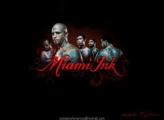 Fonds d'écran Séries TV Miami Ink