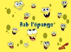 Wallpapers Cartoons Bob l'�ponge 02